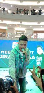 Sapa Surabaya, Jirayut DAA Disambut Antusias 1