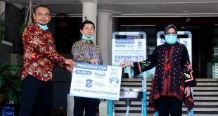 Rucika Dukung Kegiatan Pemkot Surabaya dengan Pemasangan Wastafel 2