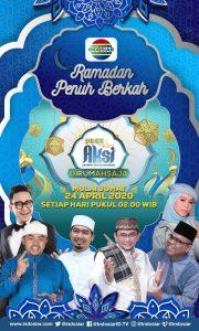 Hiburan Saat Sahur Bersama Program Indosiar 1