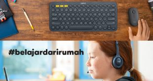 Logitech Dukung Program Pemerintah Work From Home 15