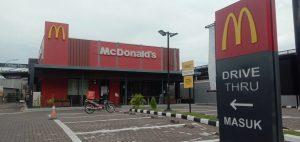 Darurat Corona, Layanan Dine-In McDonald's Tutup Sementara 1