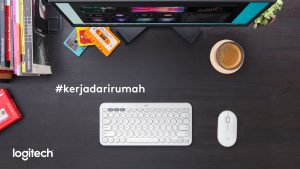 Bersama Tokopedia, Logitech Dukung #JagaEkonomiIndonesia 1