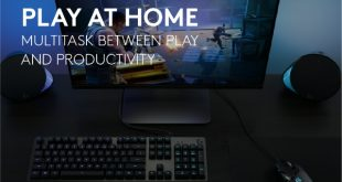Logitech G Dukung Kampanye #PlayApartTogether 4