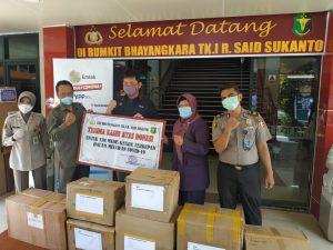 YPP Salurkan Ribuan APD untuk Rumkit di Jawa dan Sumatera 1