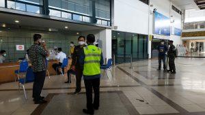 Perjalanan Terbatas Dibuka, Bandara Juanda Aktifkan Posko Gabungan 1