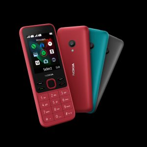 Feature Phone Masih Diminati, HMD Kenalkan Nokia 150 dan 125 1