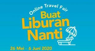 Santika Online Travel Fair, Solusi Liburan Pasca Pandemi 2