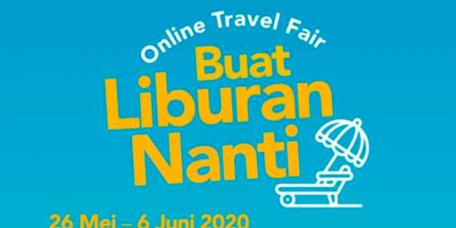 Santika Online Travel Fair, Solusi Liburan Pasca Pandemi 4