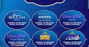 Deretan FTV Spesial Hingga Mega Bollywood Hadir Selama libur lebaran di Indosiar 3