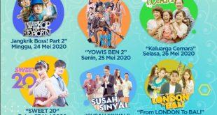 Rayakan Lebaran, SCTV lanjutkan tradisi putar Film Spesial 4
