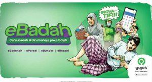 Mudahkan Pengguna Selama Ramadan, Gojek Kenalkan Inisiatif eBadah 1