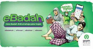 Mudahkan Pengguna Selama Ramadan, Gojek Kenalkan Inisiatif eBadah 2