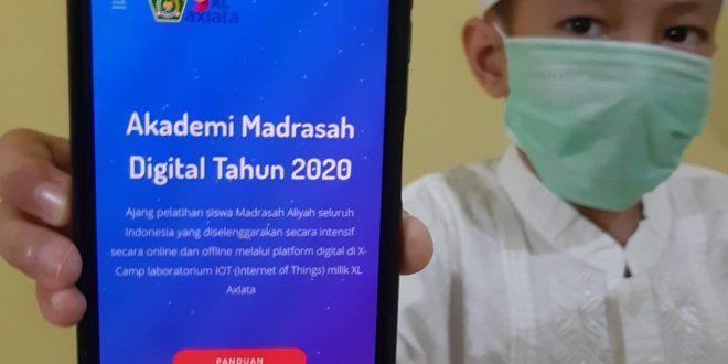 Tumbuhkan Semangat Digitalisasi Pelajar Madrasah Aliyah Dengan AMD 2020 10
