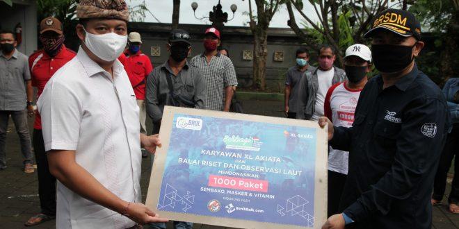 XL Axiata, BROL, dan BAKAMLA Salurkan 1.000 Paket Donasi untuk Nelayan 16