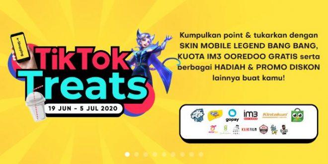 #TikTokTreats, Apresiasi Bagi Pengguna di Indonesia 1
