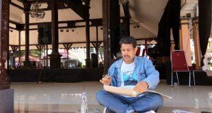 Hadapi New Normal, Pelukis Asal Surabaya Bikin Buku Baru 2