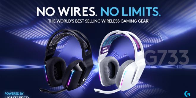 Logitech Hadirkan Headset Gaming Nirkabel Untuk Gamers Indonesia 10