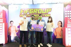 Penghargaan 18 Top Mahasiswa Indonesia Terbaik di Ajang FYI 2020 1