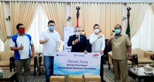 3 Ventilator Dari Astra Financial Untuk Sumatera Utara 22