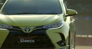 TAM Optimis Keluarkan New Yaris 8