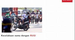 Jurnalis Pun Harus Paham Safety Riding 93