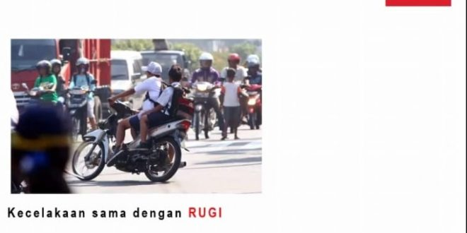 Jurnalis Pun Harus Paham Safety Riding 16