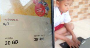 Dukung Program PJJ, Indosat Hadirkan Paket IMClass 21
