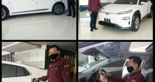 Hyundai Hadirkan Dua Mobil Listrik, Kona dan Ioniq 3