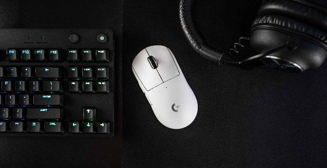 Logitech Hadirkan Mouse Gaming Super Ringan 5