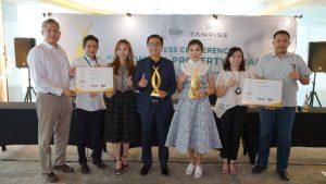 Tanrise Property Raih Dua Penghargaan Bergengsi 1