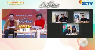 Serunya Meet and Greet Love Story, Sharing dan Game 10