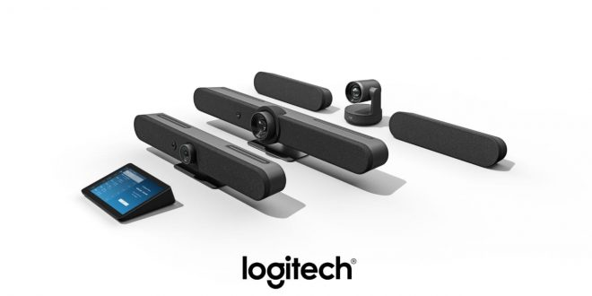 Logitech Tingkatkan Standar Industri Konferensi Video 1