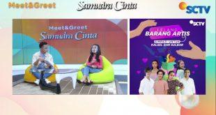 "Pemain ""Samudra Cinta"" Peduli Korban Bencana Alam, Hingga Seru-seruan dalam Meet And Greet SCTV 16"