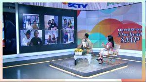 """Tembus 33 Ribu Viewers, Rey Bong dan Kawan-kawan sapa Penggemar dalam """"Meet and Greet Dari Jendela SMP"""" 1"""