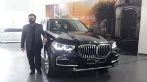New BMW X5 Meluncur, Lebih Kaya Fitur 1