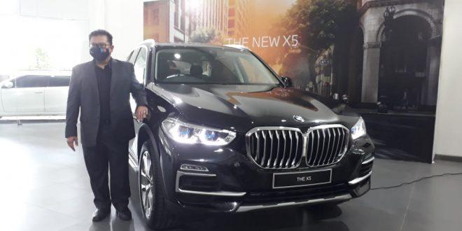 New BMW X5 Meluncur, Lebih Kaya Fitur 10