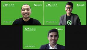 Gojek Dorong Perubahan Perilaku Mitra Taat Protokol Kesehatan 1
