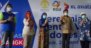Sentra Vaksin Indonesia Bangkit Sudah Suntik Vaksin ke 5.700 Warga 5