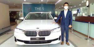 BMW Series 5 LCI Lebih Mewah dan Kaya Fitur Safety 1