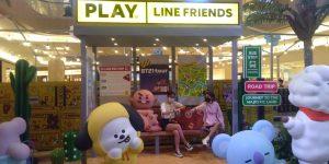 Play Line Friends Pop Up Store Hadir di Pakuwon Mall, Bawa Seluruh Karakter BT21 Dan Brown & Friends 1