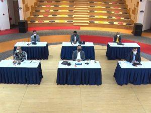 RUPST Indosat Menyetujui Perubahan Komposisi Anggota Dewan Komisaris dan Laporan Keuangan 2020 1