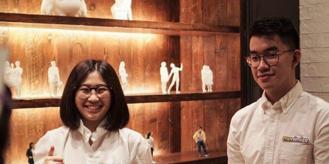 """Menimize, Inovasi Teknologi Pemodelan 3D Karya Anak Bangsa Kenalkan """"The Menimizer"""" 1"""