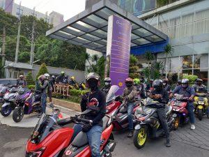 Sunmori Bersama Maxi Community  Sambut HUT Quest Hotel Darmo Surabaya 1