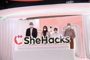 Jawab Tantangan Pemberdayaan Perempuan, Indosat Kenalkan SheHacks 2021 1