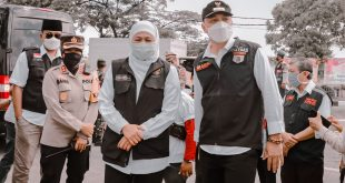 Kesepakatan Bersama Forkopimda Jatim, Screening di Jembatan Suramadu Terapkan Dua Arah 51