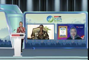 XL SATU Fiber Raih Selular Awards 2021 1
