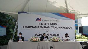 Hasil RUPST Pakuwon Jati, Putuskan Tak Bagi Dividen 1