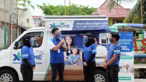 Sejak Juni 2020, Layanan XL Home Alami Peningkatan 200 Persen di Bandung Raya. 1