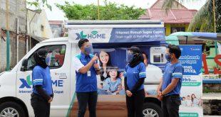 Sejak Juni 2020, Layanan XL Home Alami Peningkatan 200 Persen di Bandung Raya. 10