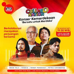 Collabonation Konser Kemerdekaan 'Bersatu untuk Merdeka' IM3 Ooredoo, Rayakan Semangat Persatuan 1
